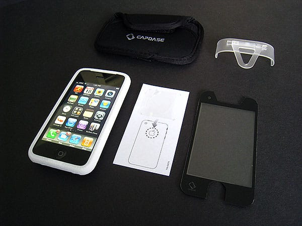 Review: Capdase Soft Frame for iPhone 3G