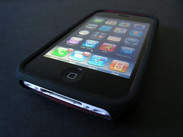 Review: Belkin Silicone Sleeve for iPhone 3G