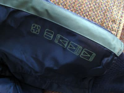 Kenpo Jacket for iPod Satin Bonded