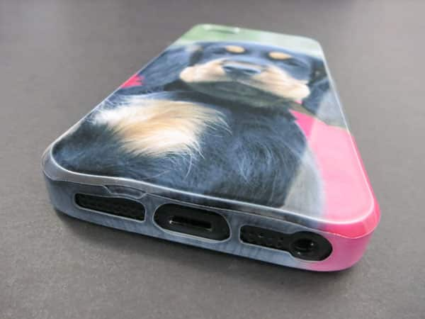 Review: Red Snapper Soft Personalized Case for iPhone 5