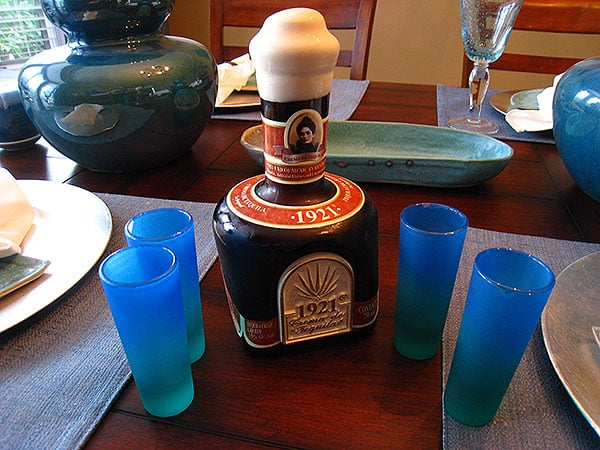 A Tangent on 1921 Tequila Cream