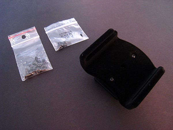 First Look: ProClip Padded Holder with Tilt Swivel for iPhone 3G