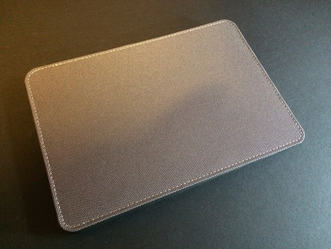 Review: ZeroChroma Folio-Slide for iPad mini