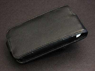 Review: BoxWave Designio Vertical Flap Leather Case for Apple iPhone