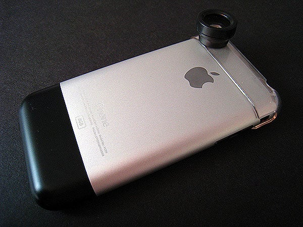 Review: Meritline Wide-Angle Lens for Apple iPhone