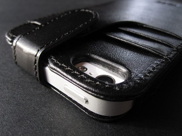 Review: Sena Cases LeatherSkin, Magnetic Holster + WalletSlim for iPhone 5