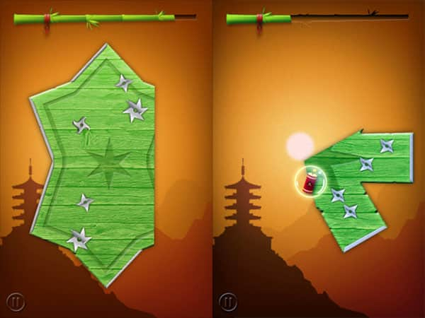 iPhone + iPad Gems: Age of Zombies, Circuloid + iSlash