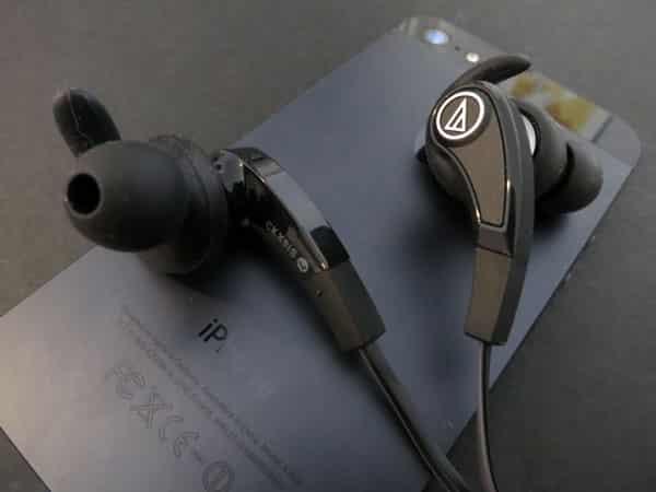 Review: Audio-Technica ATH-CKX9iS SonicFuel In-Ear Headphones