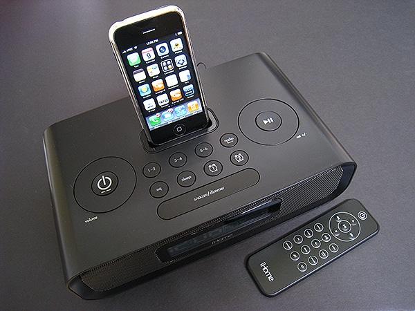 Review: iHome iP99 Dual Alarm Clock Radio for iPhone + iPod