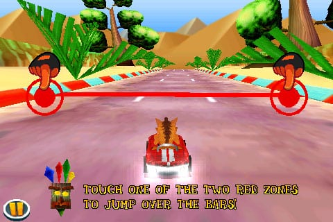 Review: Vivendi Games Mobile Crash Bandicoot Nitro Kart 3D