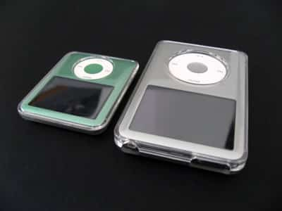 Review: Griffin iClear for iPod classic and nano (video)