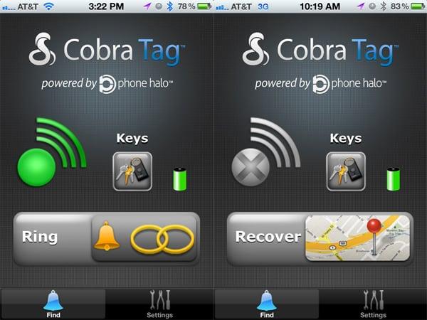 Review: Cobra Tag Universal BT225 UNI