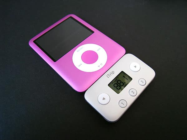 Review: Griffin iTrip for iPod nano (2008)