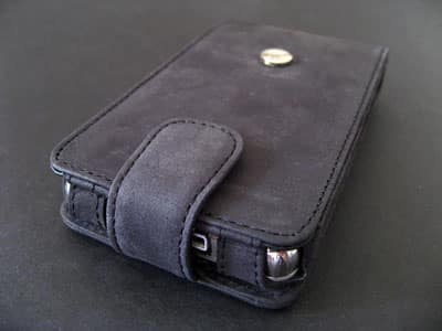 Review: Noreve Tradition Leather Case for iPod classic