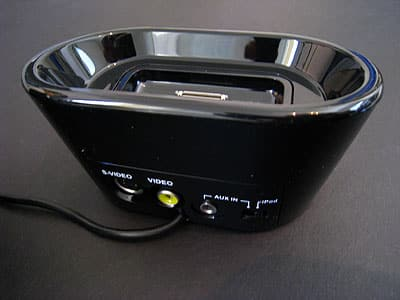 Review: Jensen Banshee JiSS-550 Docking Speaker Station for iPod