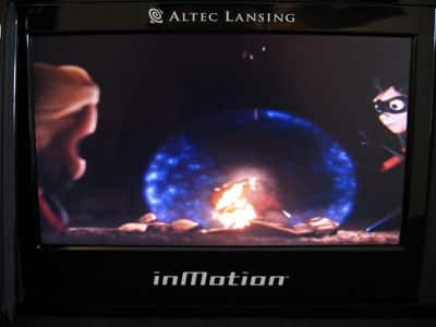 Review: Altec Lansing inMotion iMV712 Portable Audio System