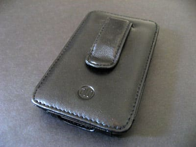 Review: DLO HipCase Leather Sleeve for iPod touch