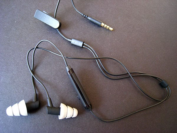Review: Etymotic Research hf2 Noise-Isolating Headset + Earphones