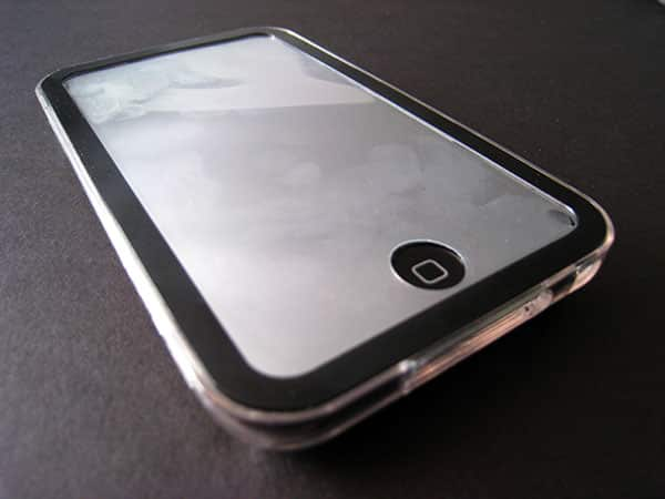 Review: Pacific Rim Technologies iShield Reflection for iPod touch