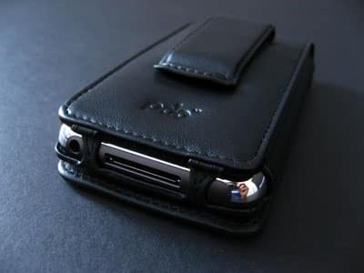 Review: PDO Flipp Premium Leather Case for iPod touch