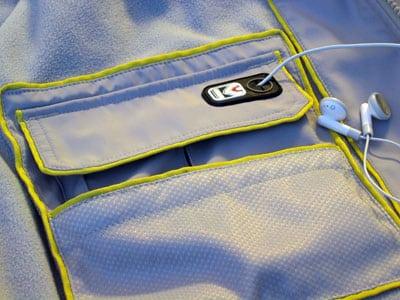 Kenpo Jacket for iPod MKT07