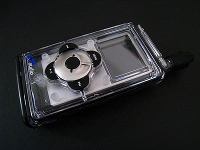 Review: H2O Audio iV6 Waterproof Case for the iPod classic