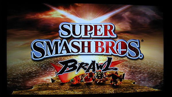 Wii Reconnects with Super Smash Bros. Brawl