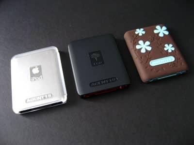 Review: Agent 18 EcoShield, NanoShield & FlowerVest for iPod nano G3