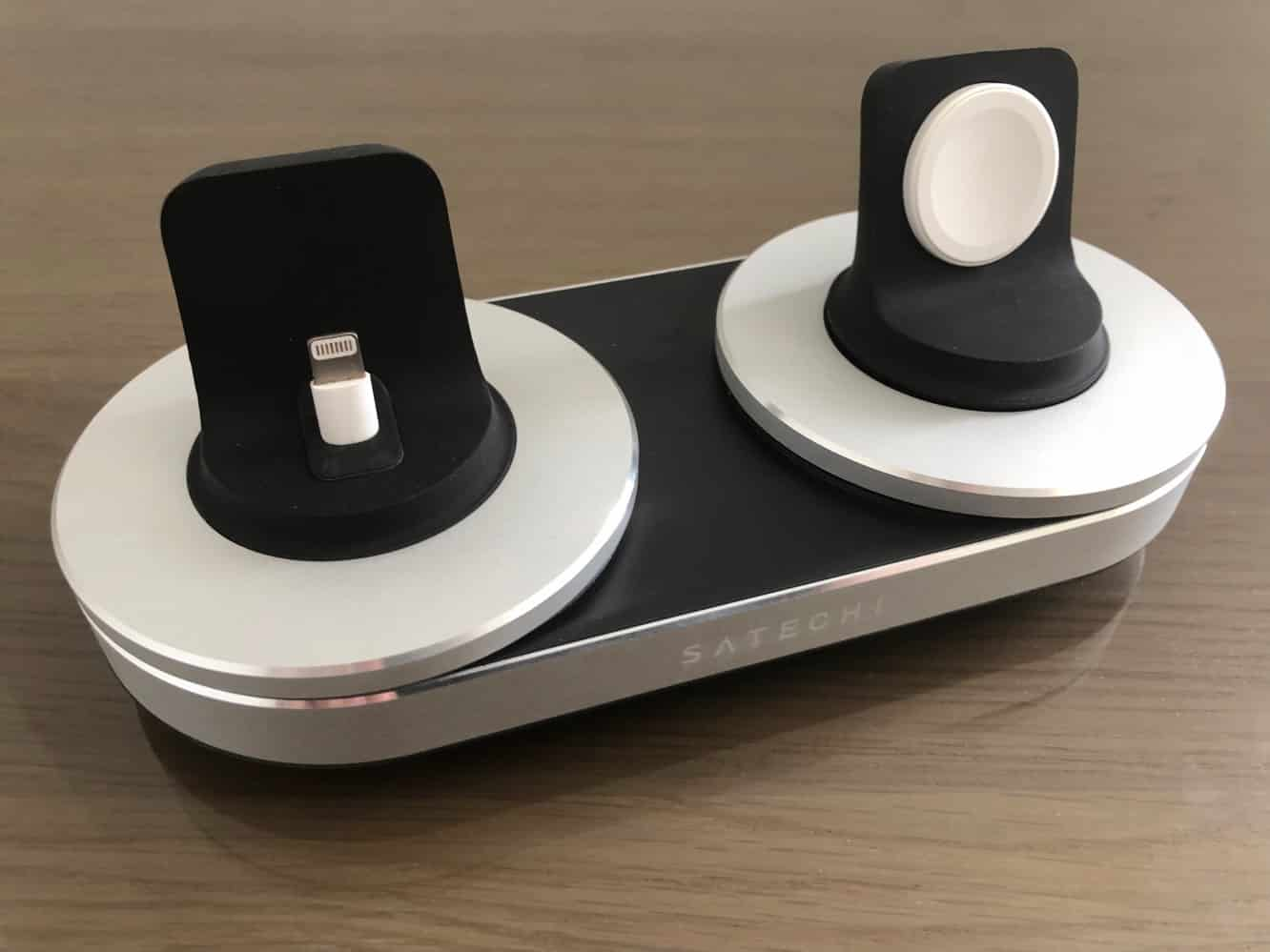 Review: Satechi Type-C Dual Charging Station for iPhone and Apple Watch