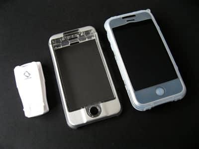 Review: Capdase Alumor Metal Case for iPod nano, iPhone