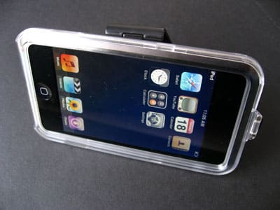 Review: Belkin Remix Acrylic for iPod touch