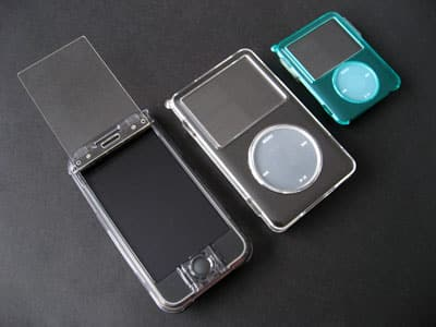 Review: Capdase Crystal Case for iPod nano, iPod classic & iPhone