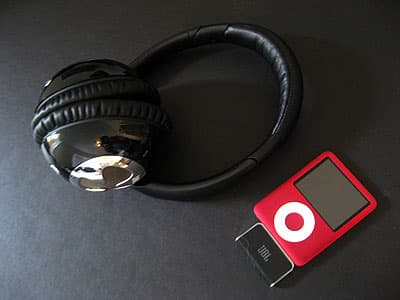 Review: JBL Reference Series 610 Bluetooth Wireless Headphones for iPod