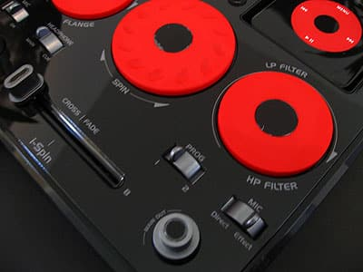 First Look: Sergio iSpin iPod Sound Effect Mixer