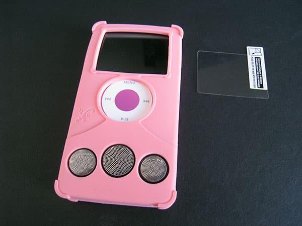 Review: ifrogz Audiowrapz for iPod nano 3G
