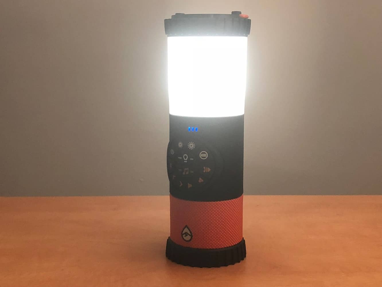 Review: Ecoxgear EcoLantern Waterproof Rugged Speaker & Lantern