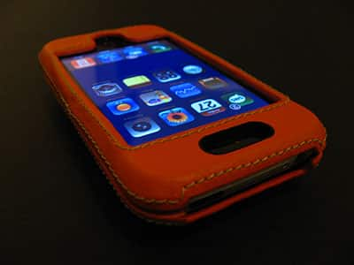 Review: Incipio Executive OVRMLD Leather Hard Case for Apple iPhone