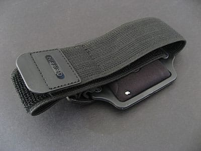 Review: Griffin Streamline Armband for iPod nano (video)