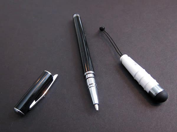 Review: Ozaki iStroke M + L Styluses for iPad (Formerly iFinger Pad S + L)