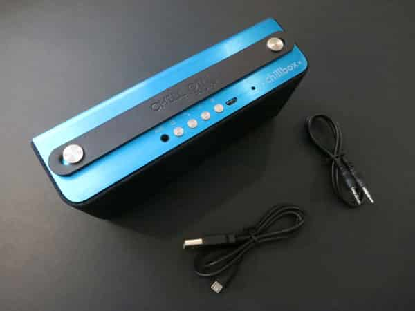 Review: Chill Pill Audio Chill Box Portable Bluetooth Wireless Speaker