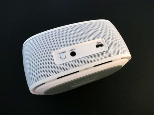 Review: id America TouchTone Portable Bluetooth Wireless Speaker