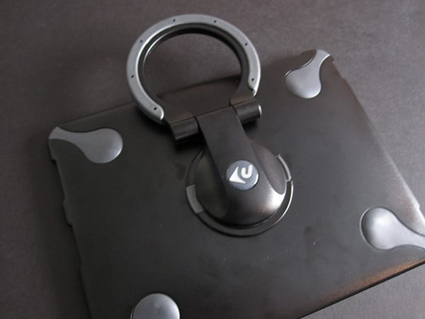 Review: Newer Technology NuGuard GripStand + GripBase for iPad + iPad 2