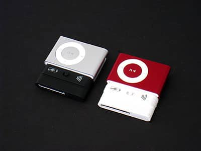 First Look: Incipio IncipioSlice Dock Adapter for the 2nd Generation iPod shuffle