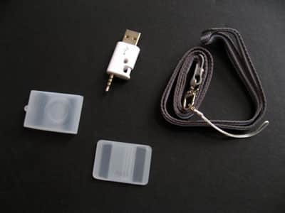 First Look: Capdase Soft Jacket & Syncha for iPod shuffle 2nd Generation