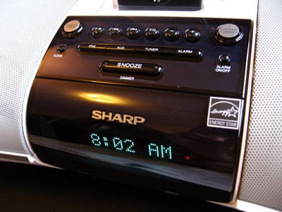 Review: Sharp i-Elegance DK-A1 Music System for iPod