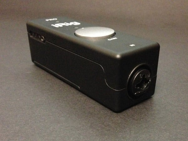 Review: IK Multimedia iRig PRO Audio/MIDI Interface