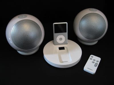 Review: Brookstone Wireless Music System for iPod