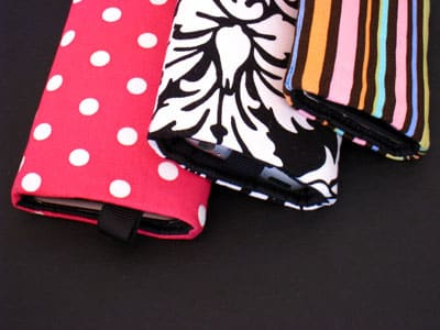 Review: Fabrix Cases for iPod nano 3G, iPod touch, and iPhone