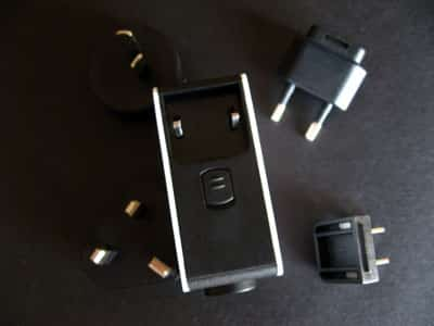 Review: XtremeMac InCharge Traveler Global Charging Kit Featuring Wall, Car, and Airplane Adapters