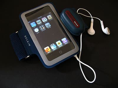 Review: Belkin Sport Armband Plus for iPod touch